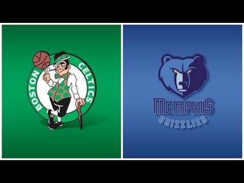 """Résultat de recherche d'images pour """"Memphis Grizzlies vs Boston Celtics"""""""