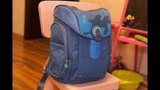 Xiaomi MITU c gearbest детский рюкзак обзор