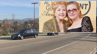 Meryl Streep Sings At Funeral For Carrie Fisher And Debbie Reynolds