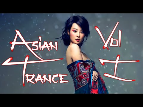 One Hour Mix of Asian Trance Music Vol. I