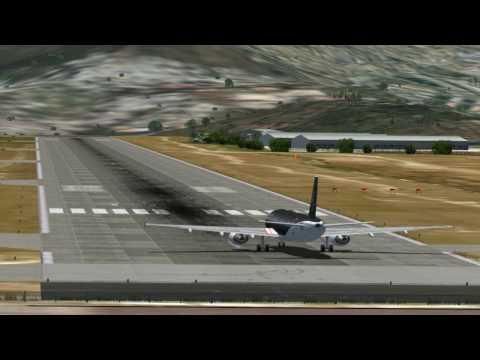 A Day at Tegucigalpa, Toncotin Airport!