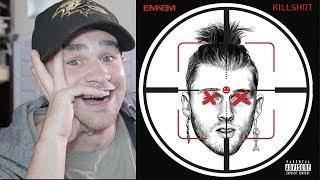 Baixar Eminem - Killshot REACTION!!!