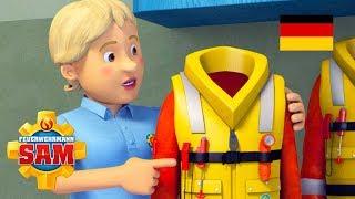 Feuerwehrmann Sam Deutsch Neue Folgen | Rettungsschwimmer für einen Tag 🚒 Kinderfilme