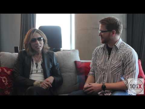 SXSW Interview - Yoshiki from X Japan