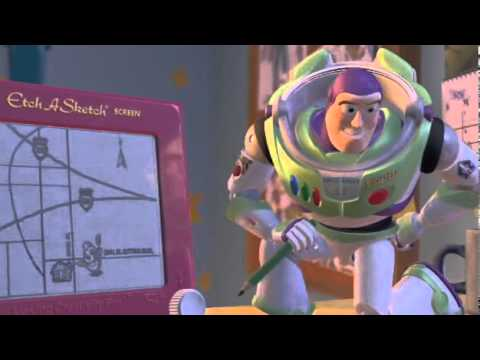Pixar: Toy Story 2 - movie clip - Rescue Woody! (Blu-Ray promo) Mp3
