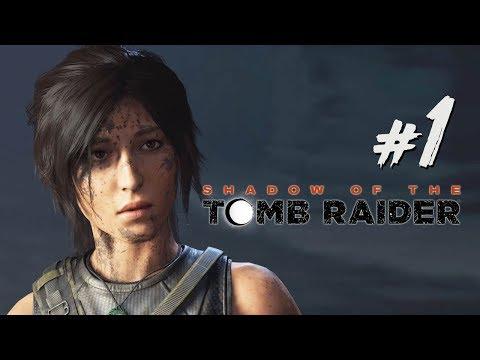 【女皇玩羅拉】#1 找尋毀滅之神的匣子 Shadow of the Tomb Raider (中文字幕) 古墓奇兵:暗影