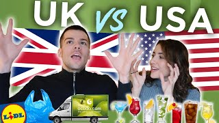 🇺🇸American Culture vs British Culture 🇬🇧