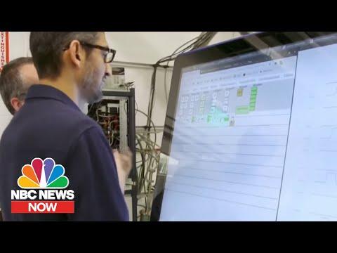 Google Claims Quantum Computing Breakthrough   NBC News Now