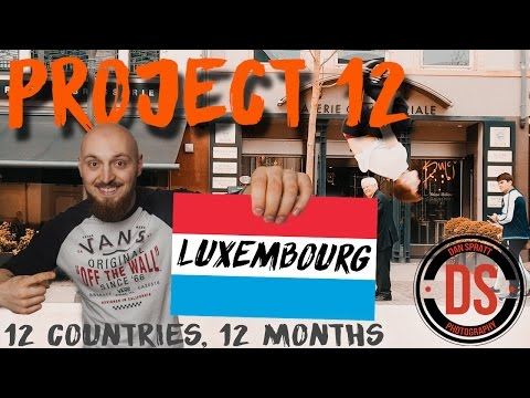 Luxembourg | Project 12 | 12 Countries in 12 Months | Travel Film