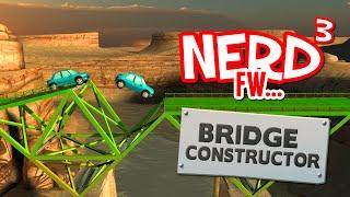 Nerd³ Fw - Bridge Constructor