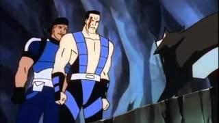 Mortal Kombat - Kombat Começa cap.01 - (Desenho Completo Dublado) Serie Anime Desenho Filme Jogo