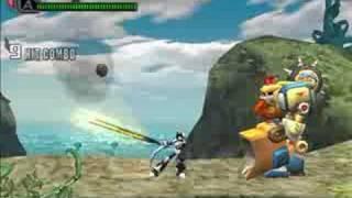 Megaman X8 - Jungle stage Rank AAA