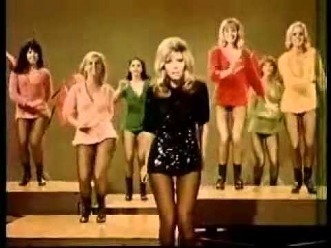 Nancy Sinatra ~ These Boots Are Made for Walkin (Official Video)
