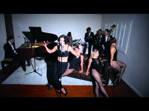 "Thumbnail: Single Ladies - Vintage ""Chicago"" / Fosse - Style Beyonce Cover ft. Ariana Savalas"