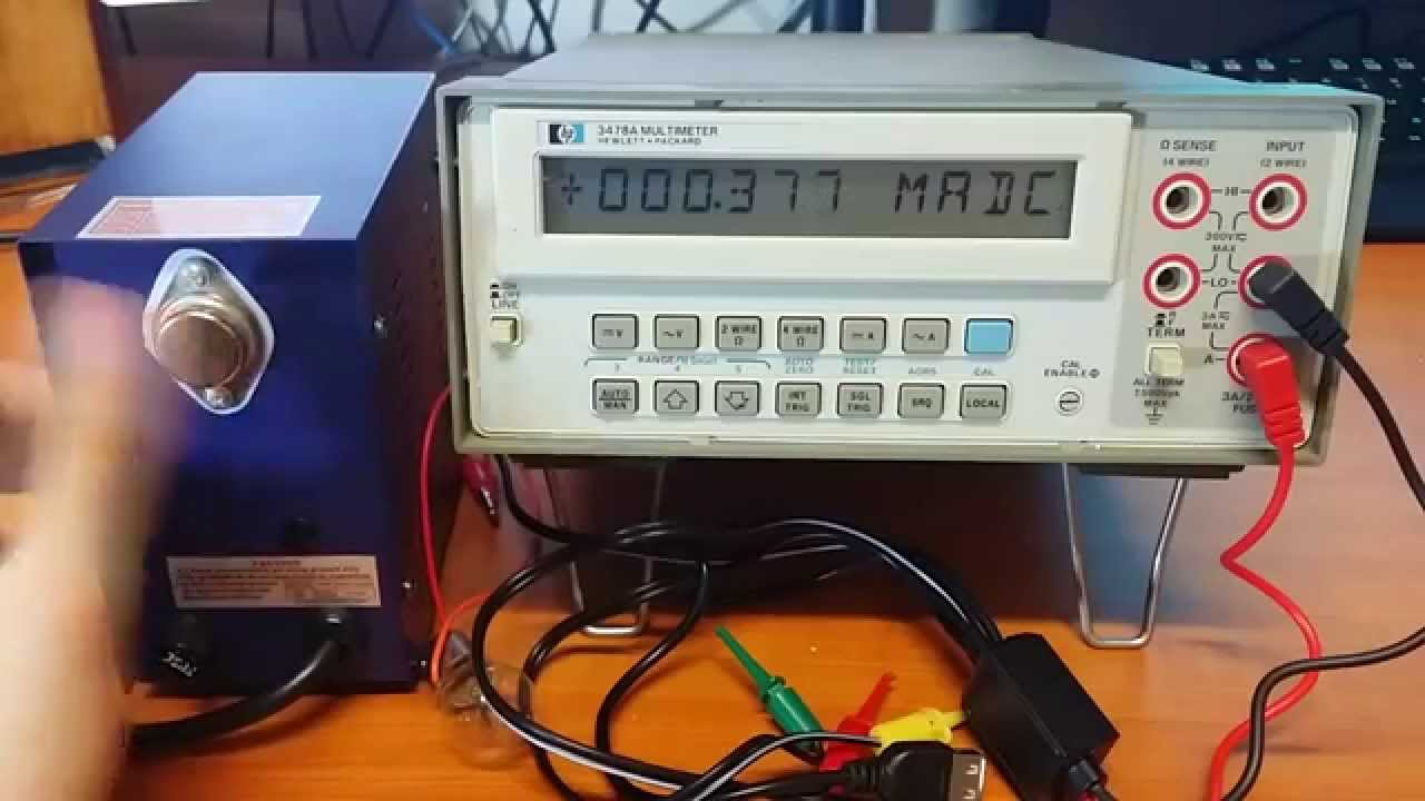 A Quick Look At The Wep Ps 1501s Power Supply Youtube 0 15v 1a