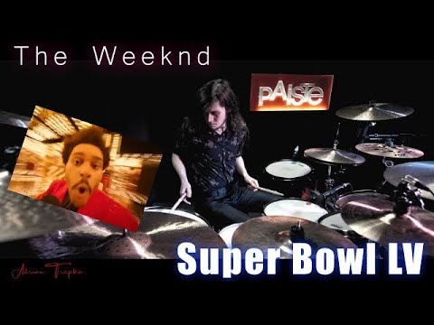 The Weeknd – Super Bowl LV Halftime Show – Adrian Trepka /// Drum Cover