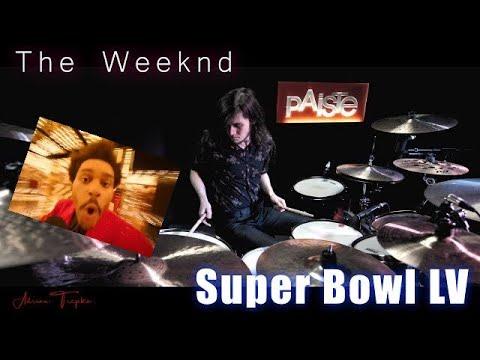 The Weeknd – Super Bowl LV Halftime Show – Adrian Trepka /// Drum Cover