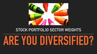 How to Diversify Your Stock Market Portfolio - Video Series Announcement