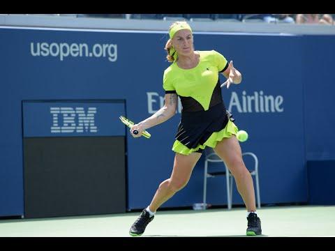 2017 US Open: 15-Love with Svetlana Kuznetsova