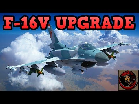 F-16V 'VIPER' | Fighting Falcon Upgrade