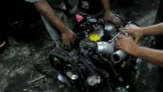 plantao diesel 312 d retificado