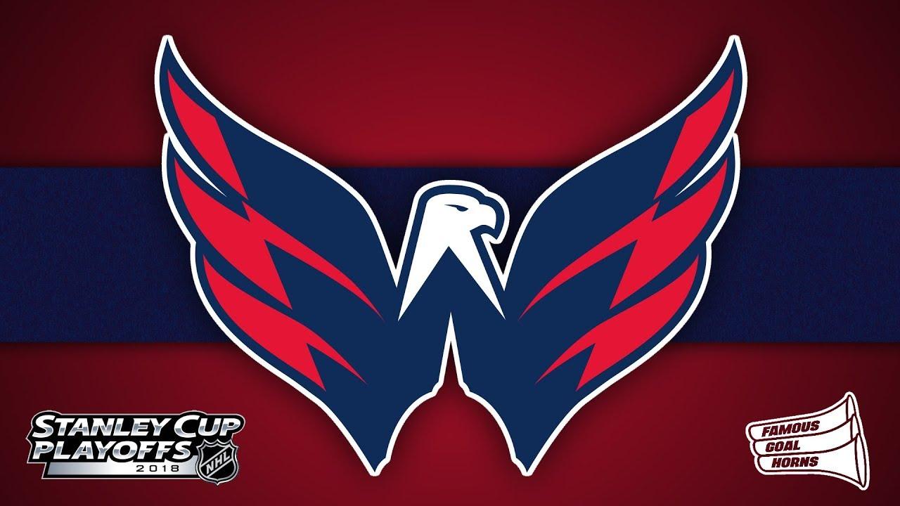 Washington Capitals 2018 Stanley Cup Finals Goal Horn - YouTube 6b9b5bba740