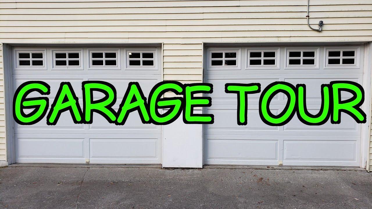 Very Gary Comics Garage Tour