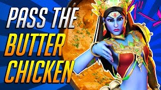 'Does Symmetra like Butter Chicken?'   Overwatch Mishaps 26