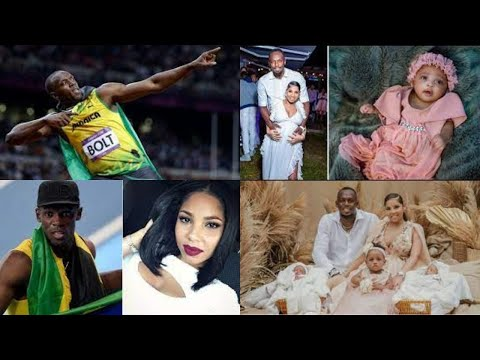 Usain Bolt welcomes twins with girlfriend, names them Thunder & Saint Leo