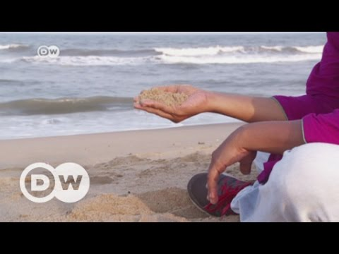 The Price Of Sand In India | DW English