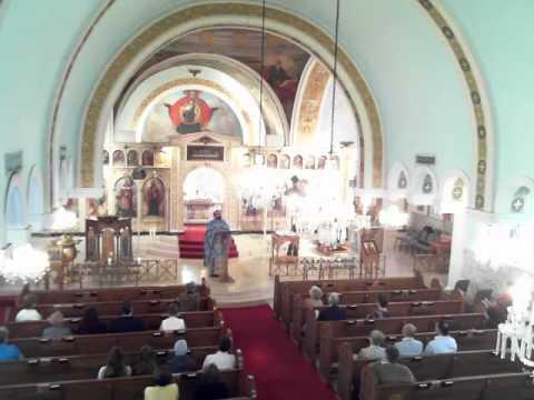 Divine Liturgy - May 3, 2015 - Fourth Sunday of the Pasha Season