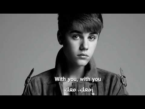 Justin Bieber - Stuck in the moment مترجمة