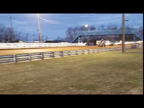 Williams Grove Speedway Sprint Cars Video 2