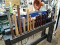 DIY Lathe Stand Tool Rack