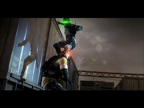 Splinter Cell Chaos Theory  Co-op UN HQ part 1