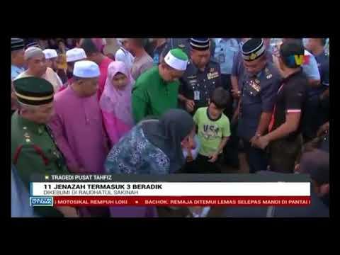 Bintang Syurga (cover by Az-Zhaffran INTESABER) - Tribute Maahad Tahfiz Al-Ittifaqiyah