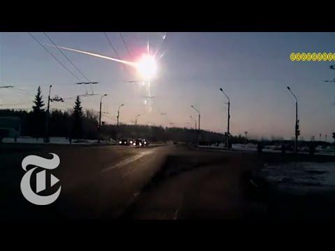 YouTube Videos Unlock Russian Meteor's Secrets  2013  The New York Times