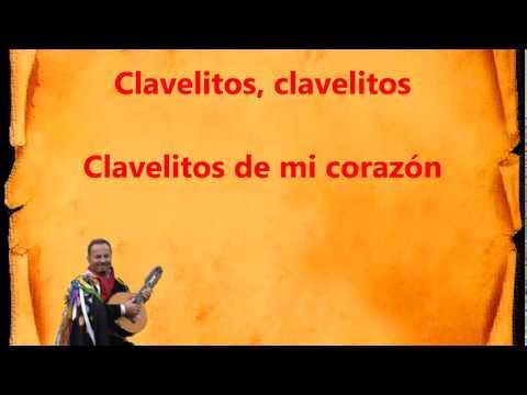 Clavelitos   KARAOKE HD