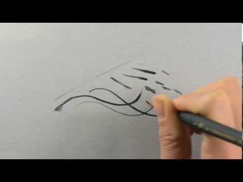 Princeton Liner Paint Brush