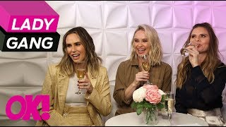 Lady Gang Confesses Their 'Magical' Interview with Nico Tortella Involved 'Tingle' Vagina Cream!