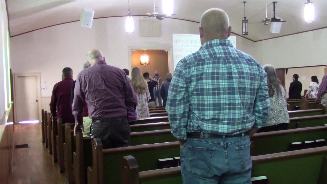4TH ST COC NOV. 1 2020 WORSHIP