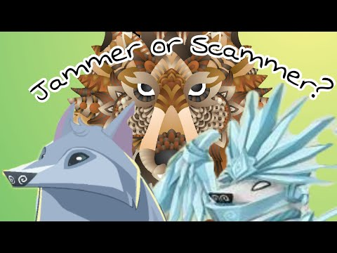 Scammer or Jammer? Animal Jam Play Wild | Soziales Experiment!