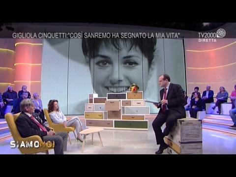Siamo Noi - Gigliola Cinquetti: vi racconto come Sanremo ha cambiato la mia vita