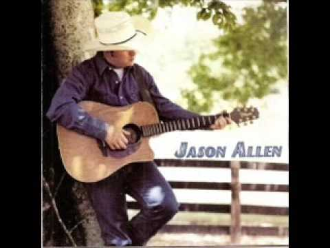 Jason Allen  ~ All I've Got To Say