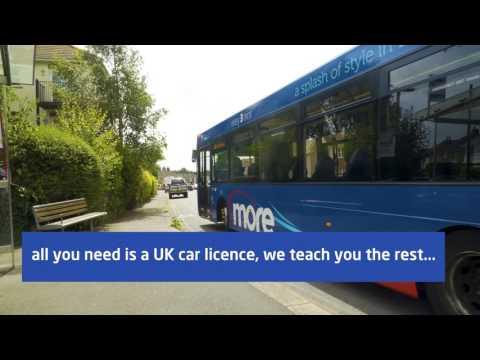MORE Bus | Driver Recruitment | Video