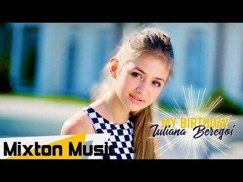 Piesa noua: Iuliana Beregoi - My Birthday