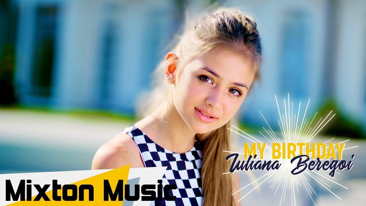 Iuliana Beregoi - My Birthday {Official Video} by Mixton Music