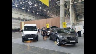 Какие автомобили показали на выставке ComAutoTrans 2020: IVECO, Ford, Renault, Opel, JAC