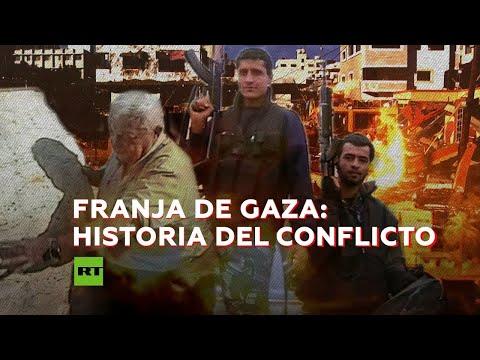 ¿Cuáles son las raíces del conflicto en la Franja de Gaza