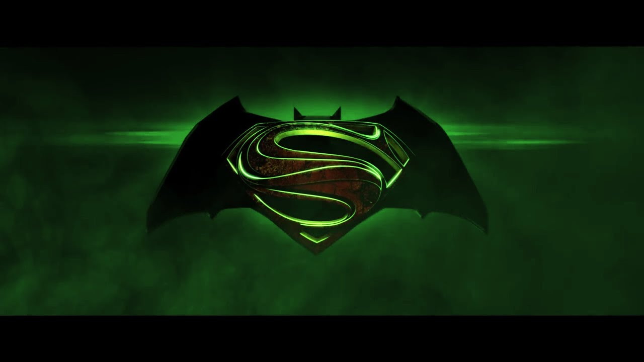 3d Desktop Wallpaper Superman Hd Batman Vs Superman Official Trailer 2016 Fan Made Youtube
